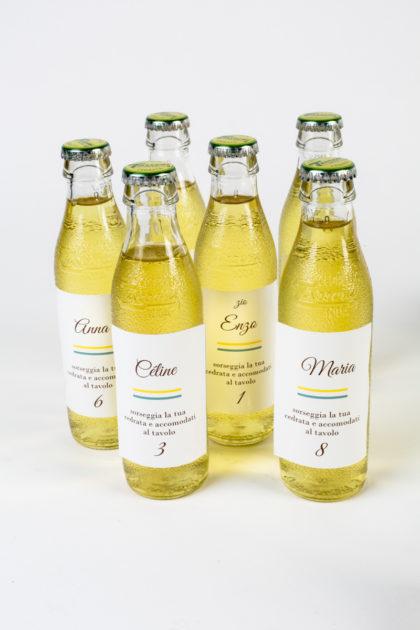 tableau bottiglie cedrata collezione cedrata