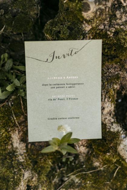 invito collezione Toscana