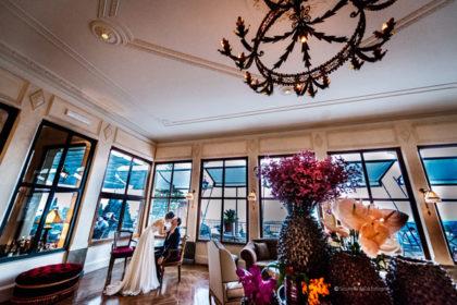 sposi Viviana e Luca al Belmond Grand Hotel Timeo Taormina