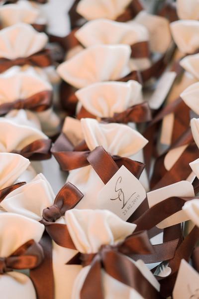 Bomboniere portaconfetti, matrimonio Sharon e Lorenzo